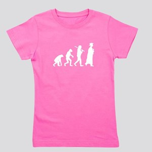 Graduation Evolution Girl's Tee